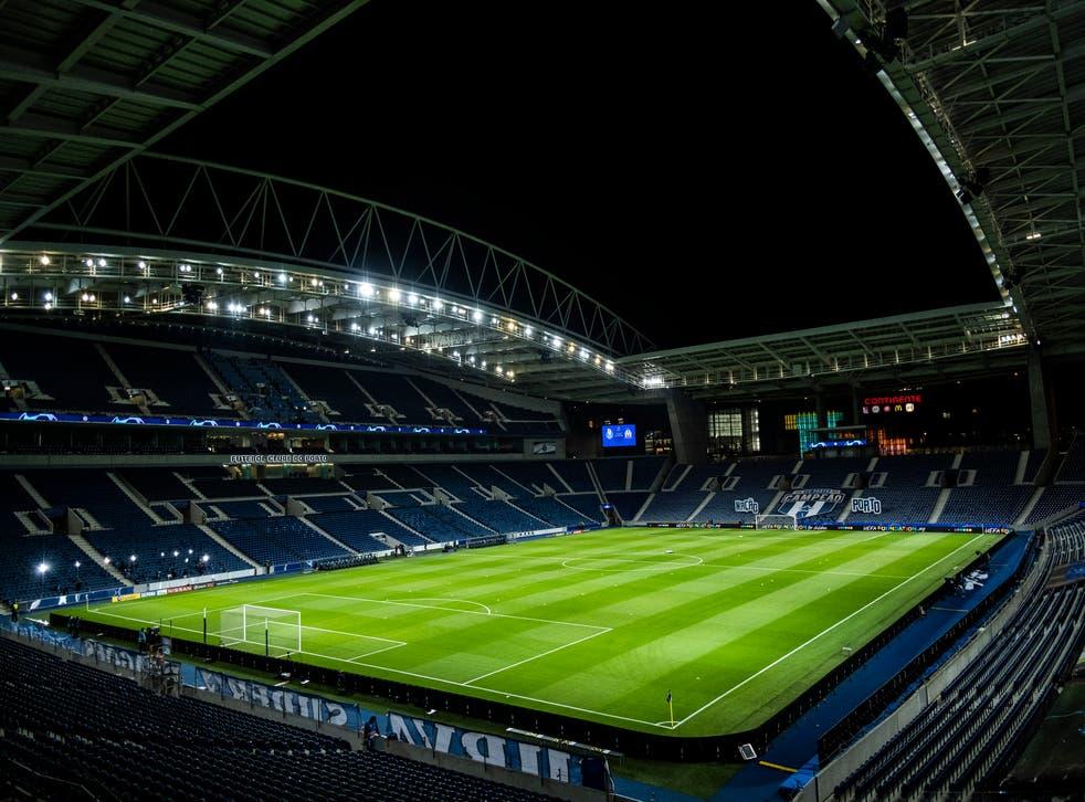 <p>The Estadio do Dragao will host the 2021 Champions League final</p>