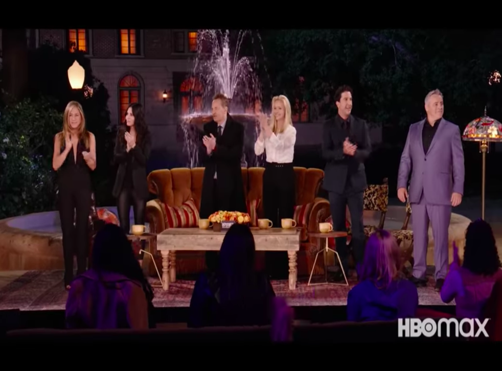 6 things we learned from full-length Friends re-union trailer