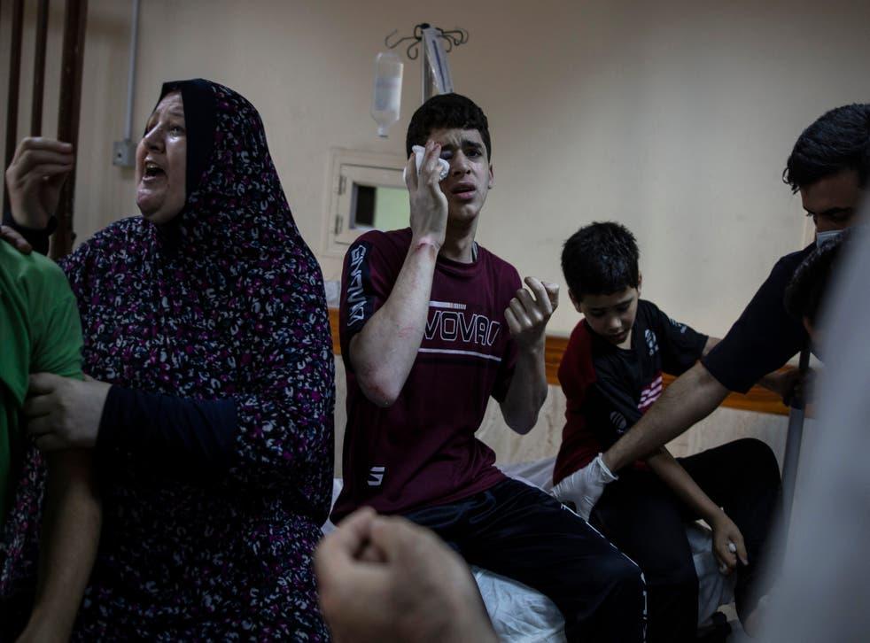 Gaza Health Crisis