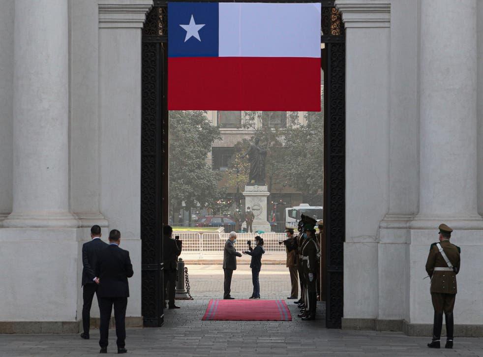 CHILE-PRIMARIAS PRESIDENCIALES
