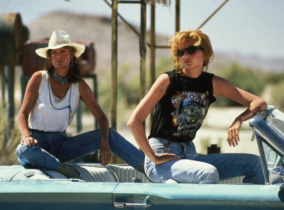 <p>Many believed 'Thelma & Louise' would ignite an era of gender equality in Hollywood films </p>