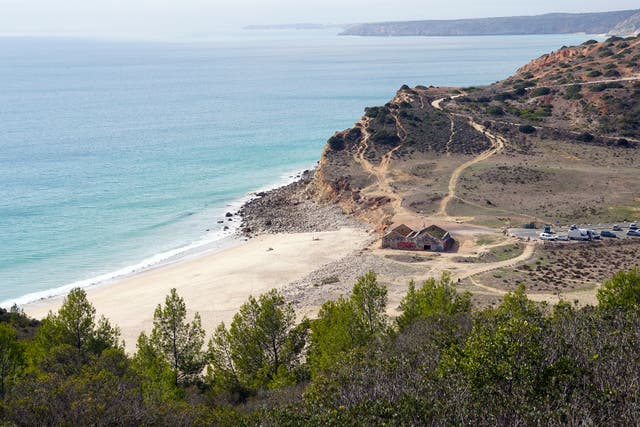 <p>The Algarve's gorgeous beaches were formerly high priority for motorhome owners</p>
