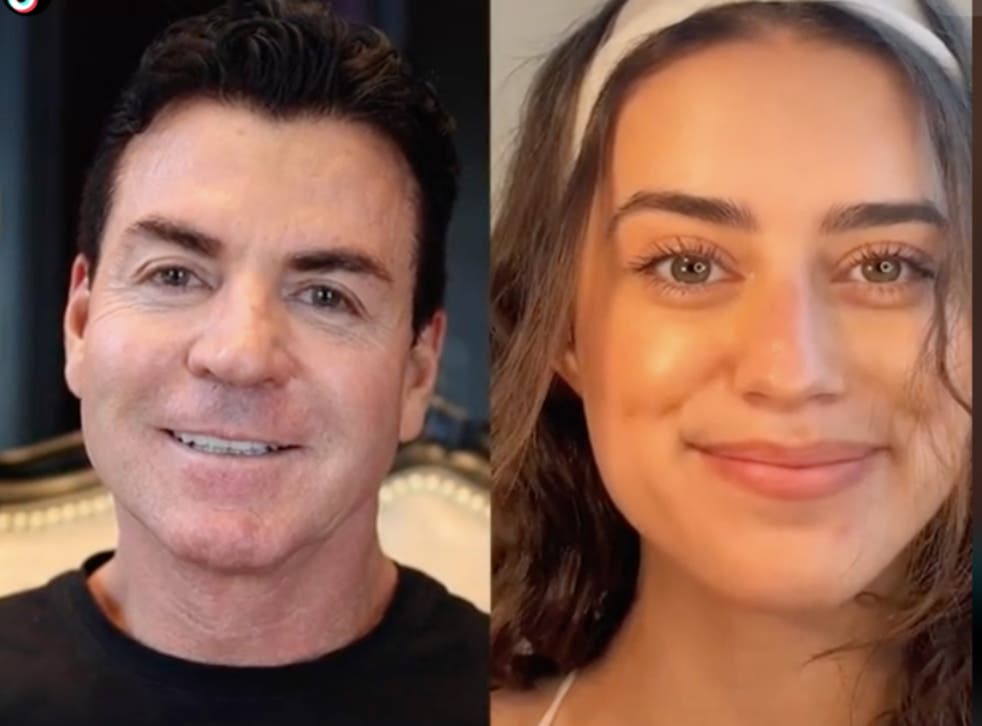 Papa John's founder, 59, called 'creepy' over flirty TikTok video he sent to 21-year-old actress