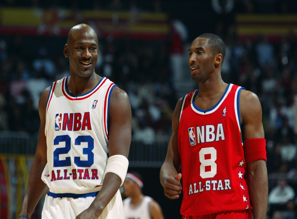 Michael Jordan reveals he hasn't deleted his final text conversation with Kobe Bryant