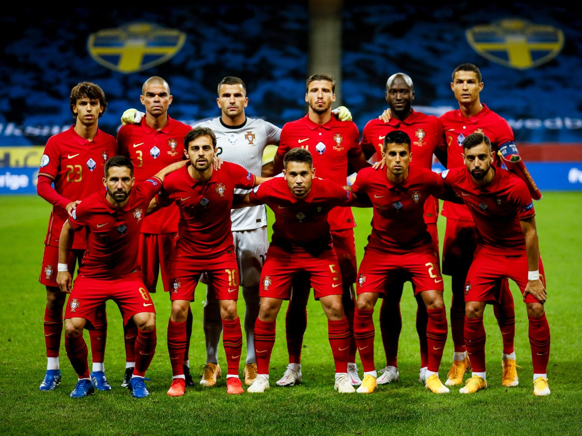 Portugal Euro 2020 squad: Confirmed list for 2021 tournament | The  Independent