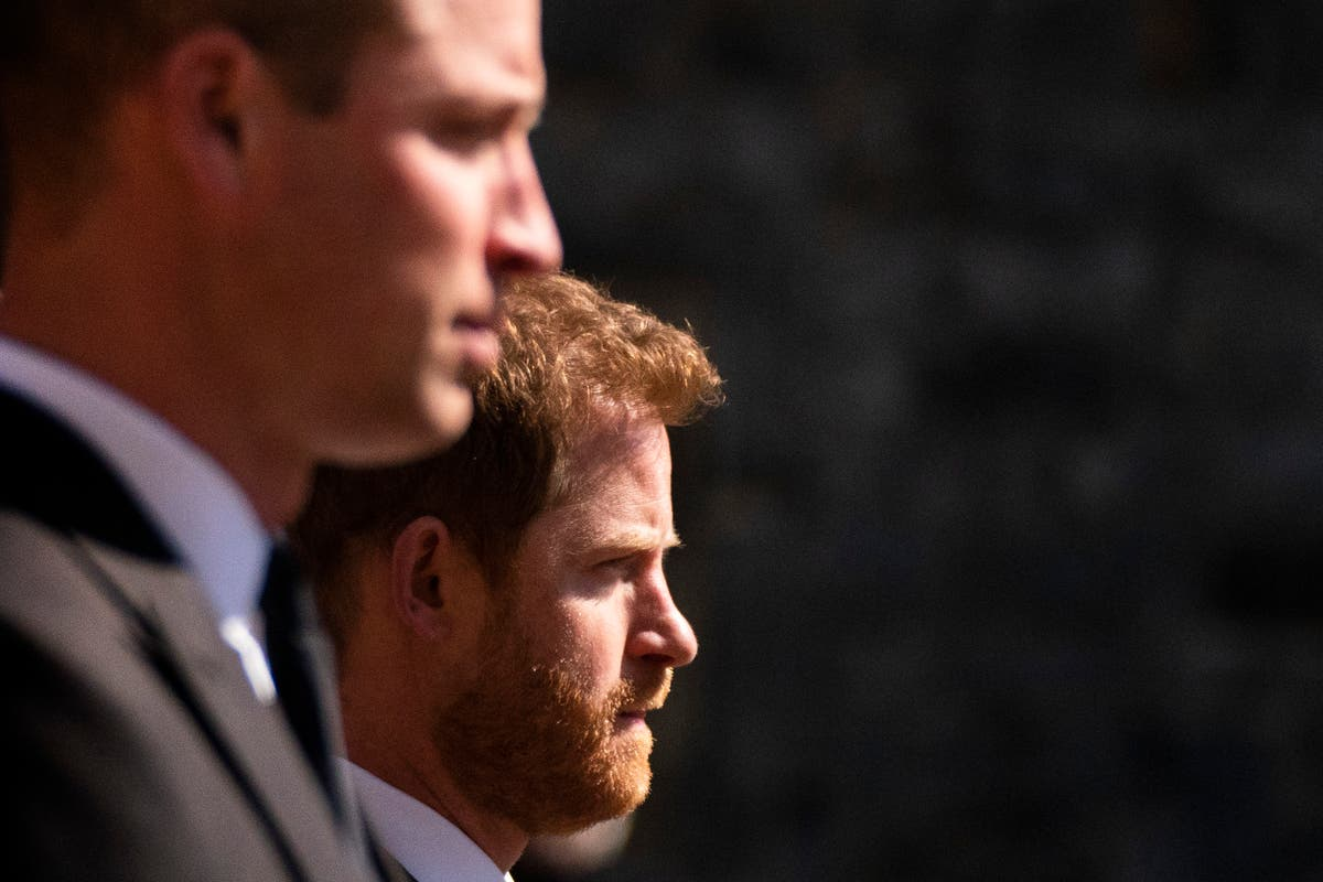 William 'split his household from Harry after Meghan bullying claims', says new book