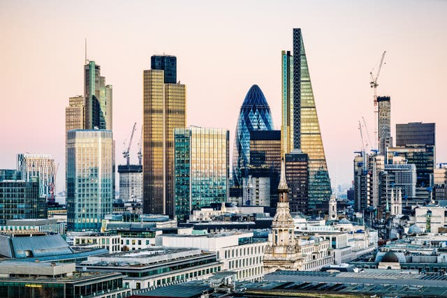 <p>Use the City to deliver UK economic growth, a new report suggests</p>