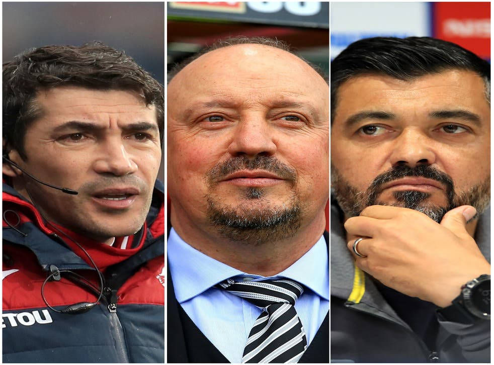 Contenders To Replace Nuno Espirito Santo As Wolves Boss The Independent