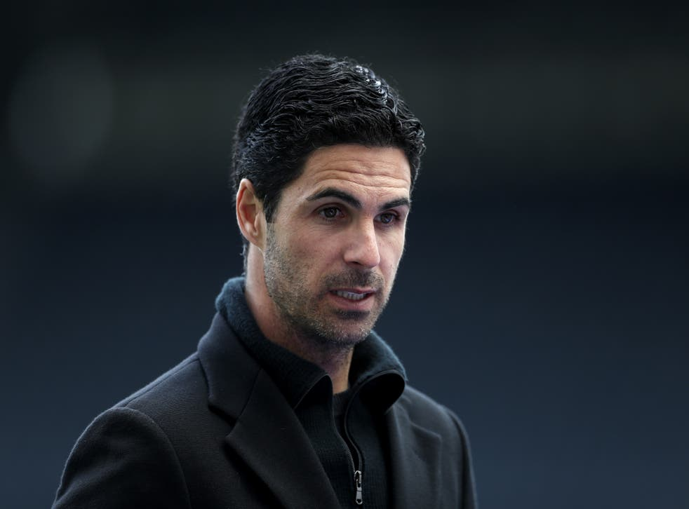 <p>Mikel Arteta had an opening weekend to forget </p>