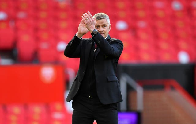 Ole Gunnar Solskjaer believes Manchester United are on the right trajectory