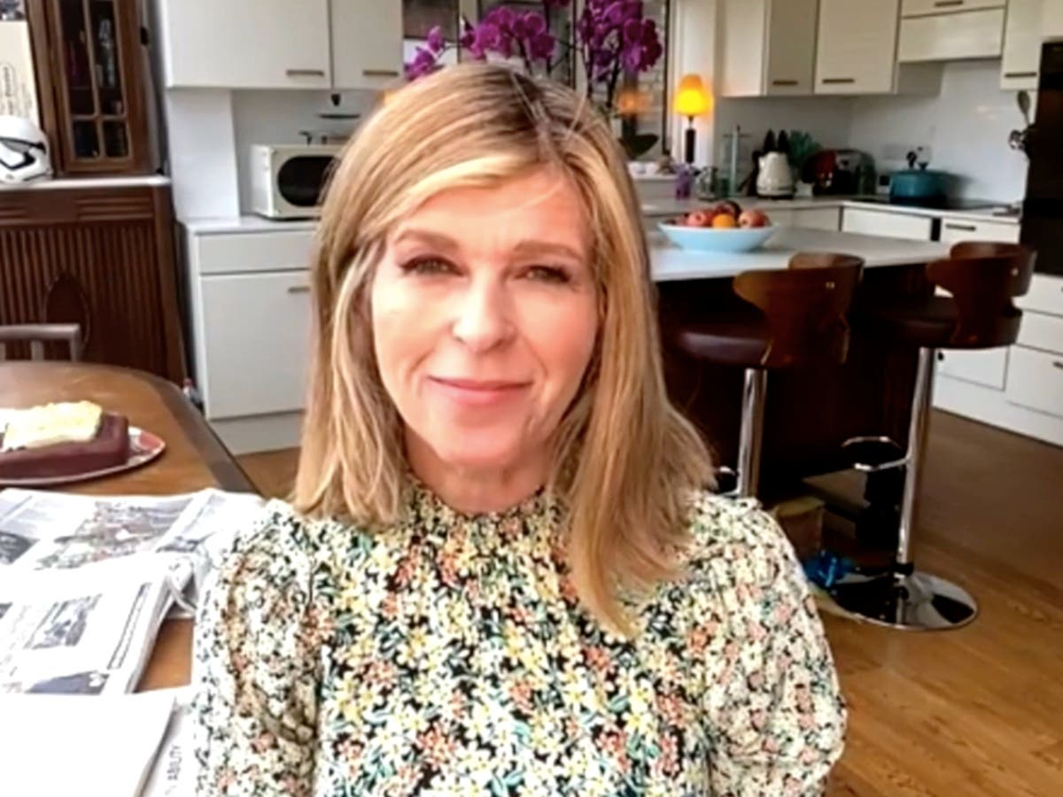 Kate Garraway reveals her husband is 'devastated by Covid'