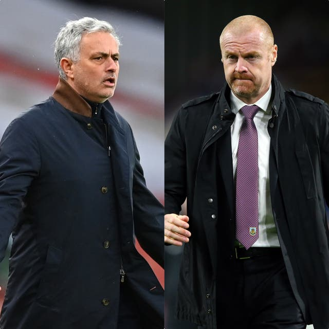 Jose Mourinho and Sean Dyche provided some of the memorable words