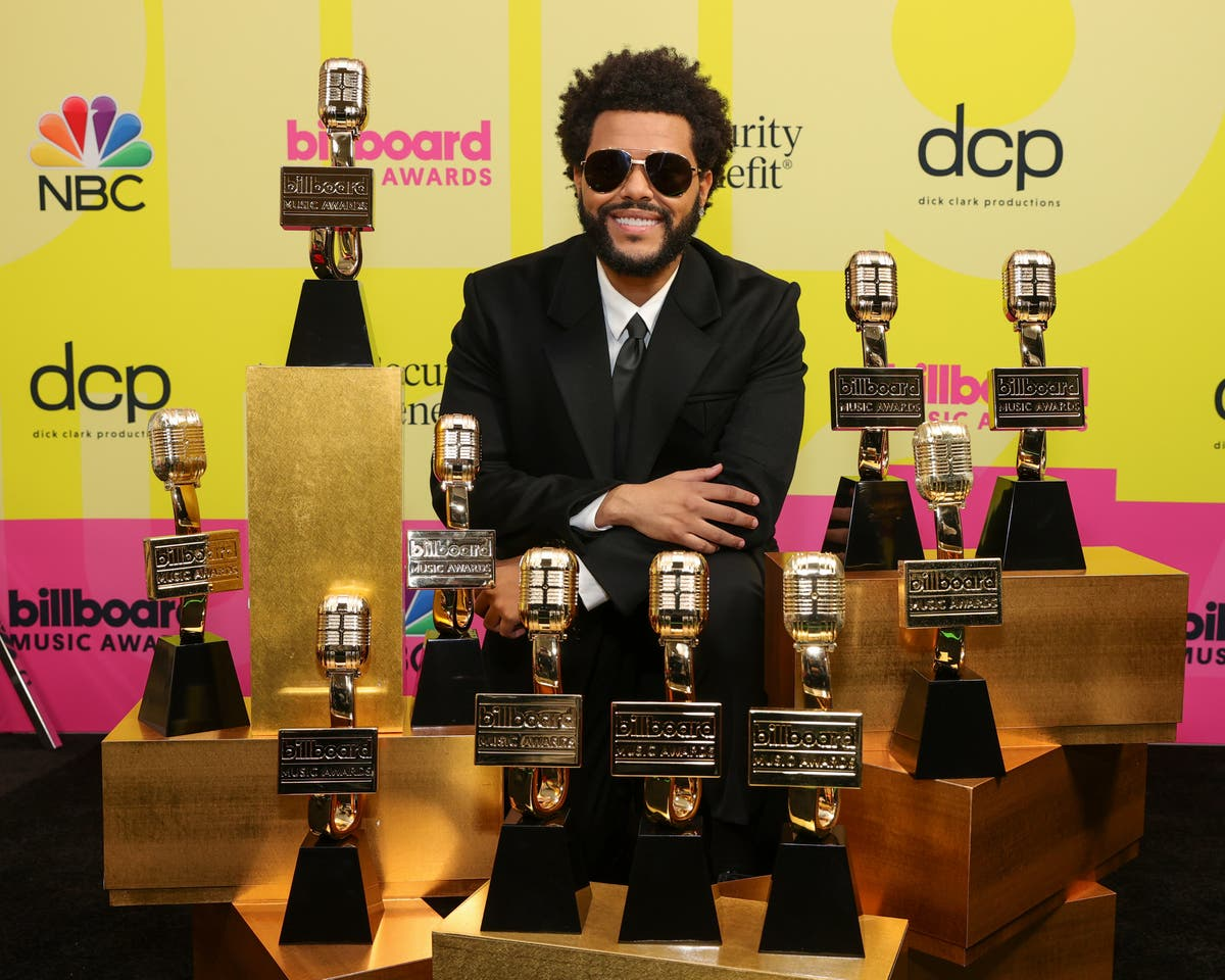 BBMAs 2021: Complete list of winners from Billboard Music Awards 2021 | The  Independent