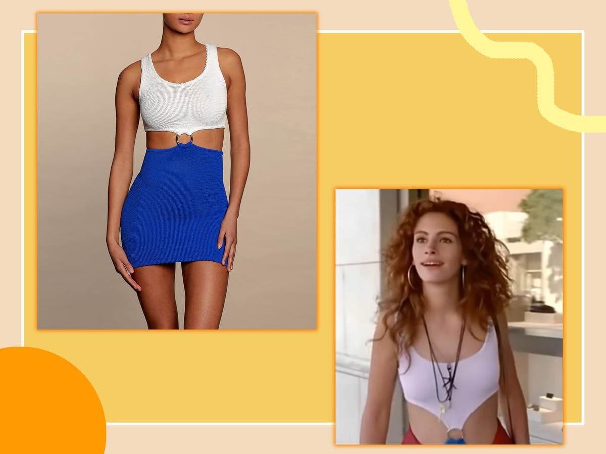 You can now buy *that* 'Pretty Woman' dress in time for summer