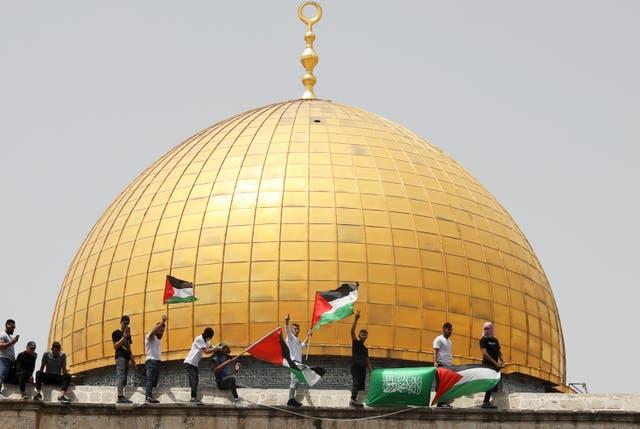 Palestinians Leadership Vacuum