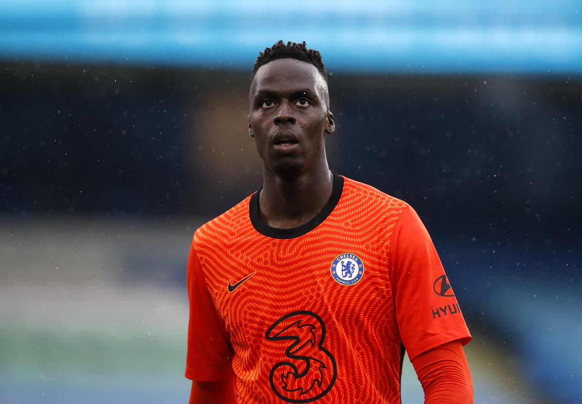 Mendy injury update: Will Chelsea keeper be fit for Champions League final?  | The Independent
