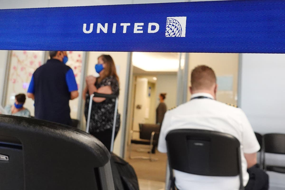 United Airlines offers a chance to win free flights for a year for vaccinated travellers