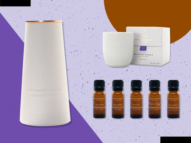 <p>The range includes a new diffuser with fine mist waterless innovation and accompanying essential oils, plus candles in the brand's bestselling scents</p>