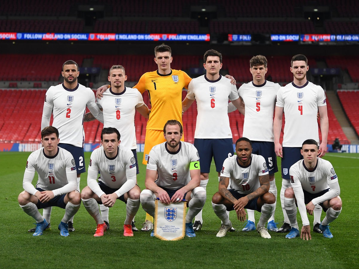 England Euro 2020 squad: Predicting Gareth Southgate's team to face Croatia  in opening game | The Independent