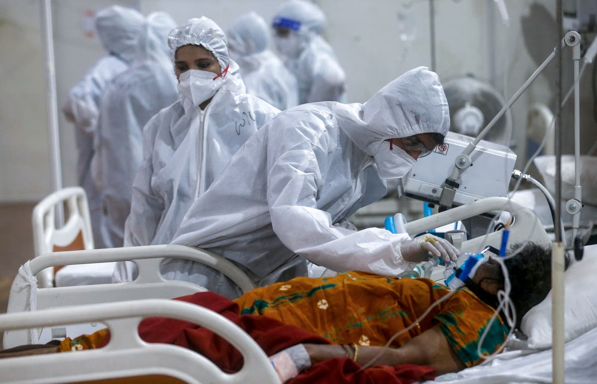 Anger as Indian hospital says it turned off oxygen supply in 'drill'