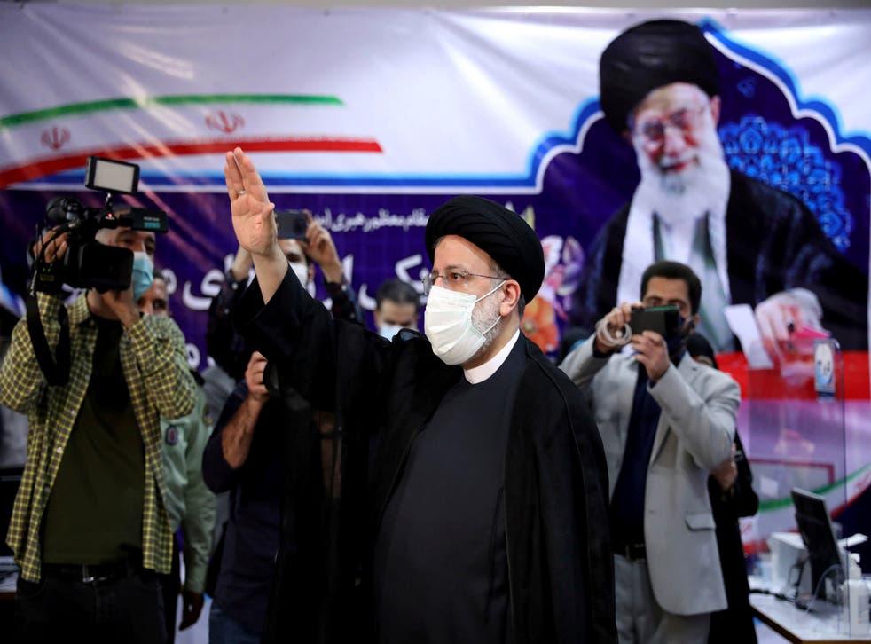 IRAN-ELECCIONES