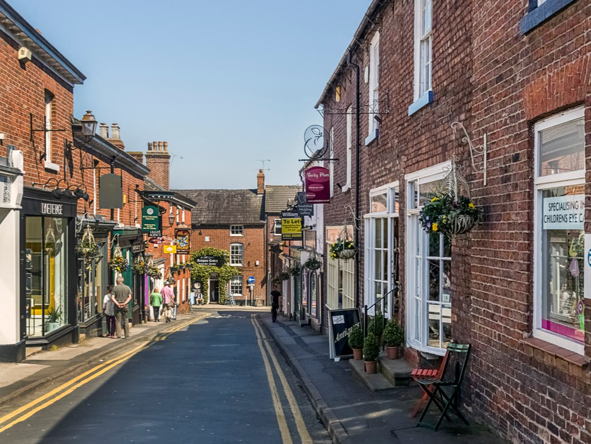 Beneath Knutsford's genteel exterior lies a more exciting underbelly