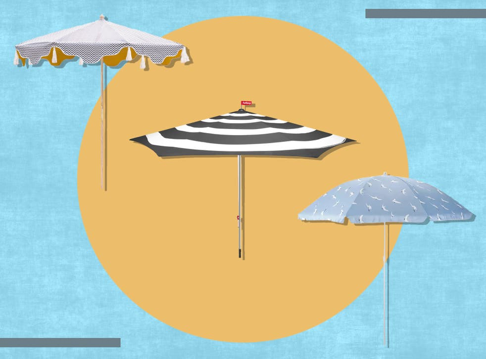 <p>Giving you both shade and a stylish focal point, no patio set-up is complete without a garden brolly</p>