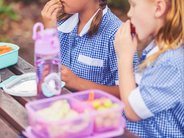Labour has estimated about half a million children have become eligible for free school meals during the coronavirus pandemic