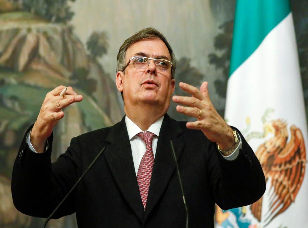CORONAVIRUS EEUU MEXICO