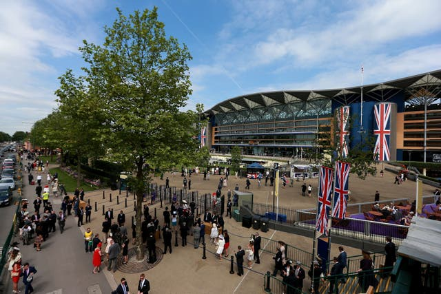 Crowds are set to return in greater numbers at Royal Ascot next month
