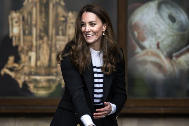 Duchess of Cambridge scotland