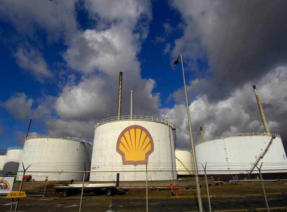 <p>A court in the Hague ruled that Shell was not reducing its CO2 emissions fast enough</p>