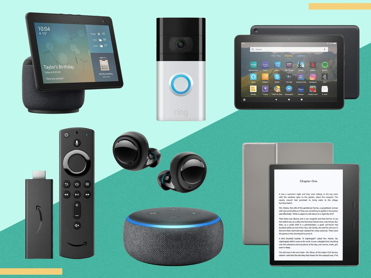 The best Prime Day Amazon Echo, Kindle and Fire deals