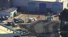 Varios muertos en tiroteo en centro de trenes en California