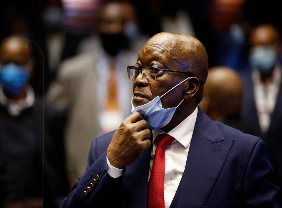 SUDAFRICA-CORRUPCION