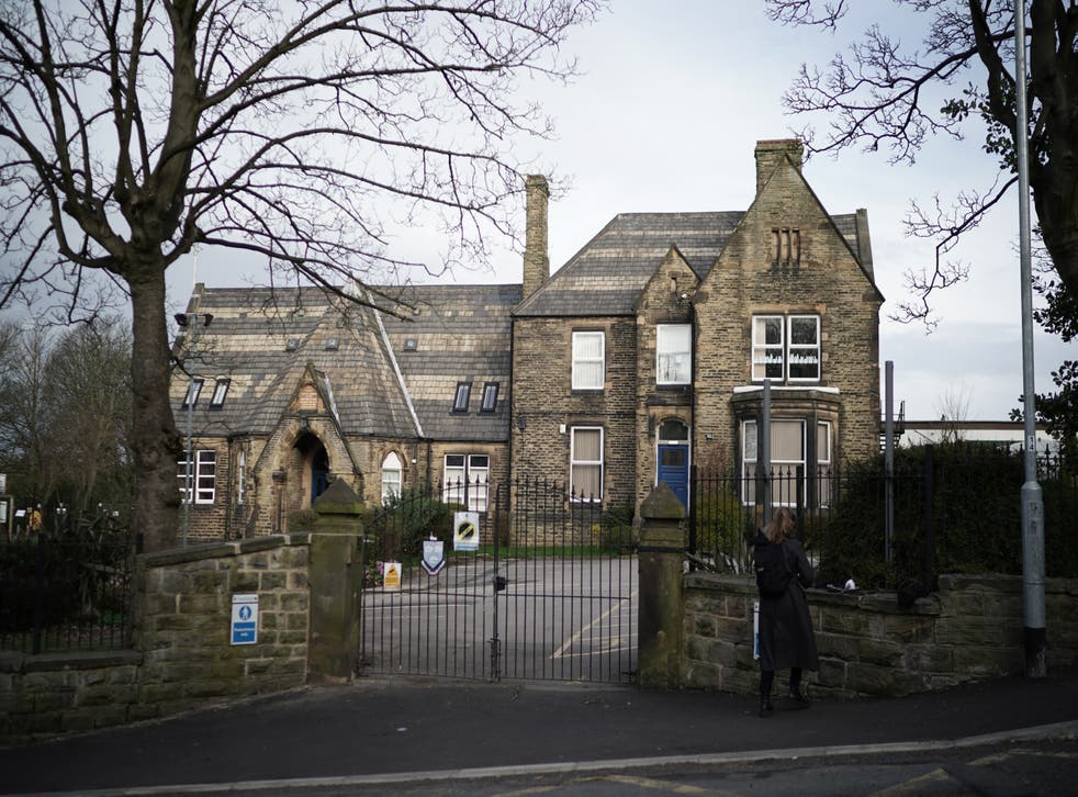 <p>The teacher was initially suspended for showing a cartoon of the Prophet Muhammad in a lesson at Batley Grammar School, Yorkshire. </p>
