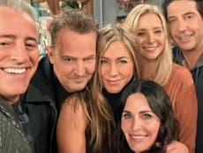 """El episodio de Friends hace llorar a los espectadores de toda la India: """"¿Cómo espera la gente que esté bien después de hoy?"""""""