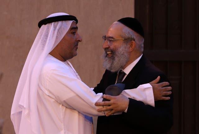 Emirates Israel Ties