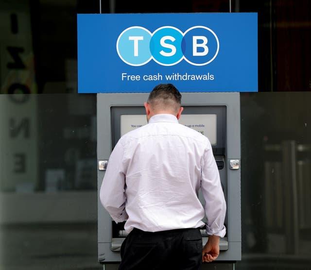 An ATM