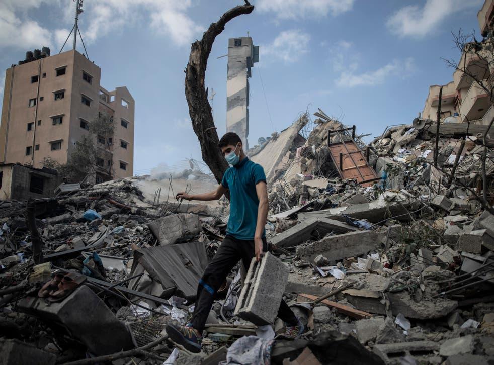 ONU-ISRAEL-PALESTINOS