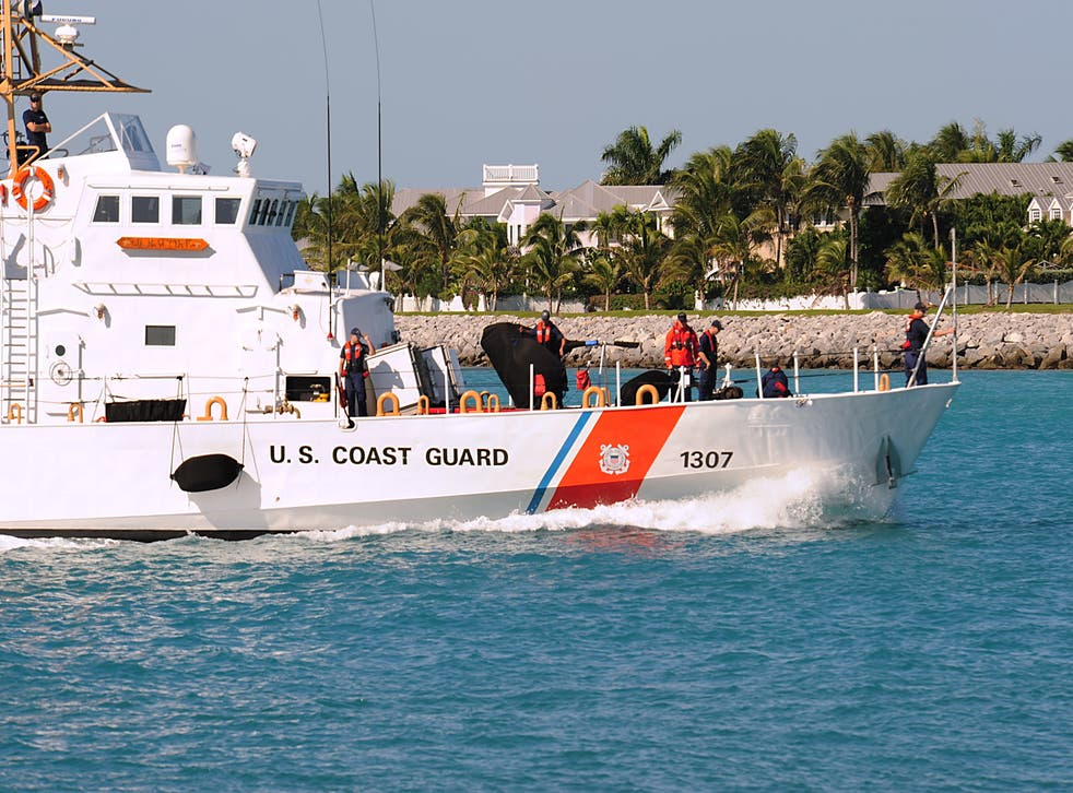 At least two people dead, 10 missing and eight rescued after boat capsizes in Key West