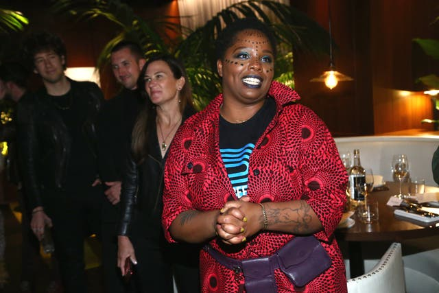<p>Patrisse Cullors, 37, maintains that right-wing attempts to discredit her and criticisms from other black activists had nothing to do with her decision to step down </p>