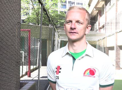 Graces Cricket Club are set to make history in the first ever cricket match between two LGBTQ+ clubs on June 13