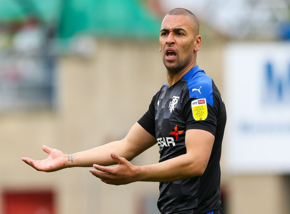 Tranmere's James Vaughan has announced his retirement at the age of 32