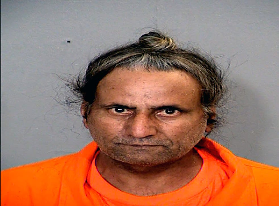 <p>This undated photograph provided by the Arizona Department of Corrections shows Surjit Singh, who is seeking a federal civil rights investigation after corrections officials forcibly cut off his beard</p>