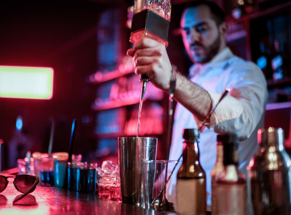 <p>Did you know that bartenders have a secret code? Who knew</p>