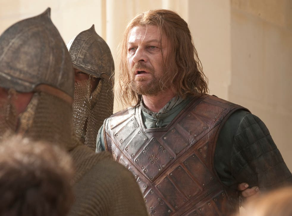 <p>Ned's season one execution cemented Game of Thrones's reputation as a show that takes no prisoners</p>