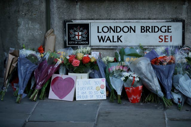 <p>Khan's  November 2019 attack used modus operandi that had been popularised by previous Isis-inspired attackers, including knives and a fake suicide vest</p>