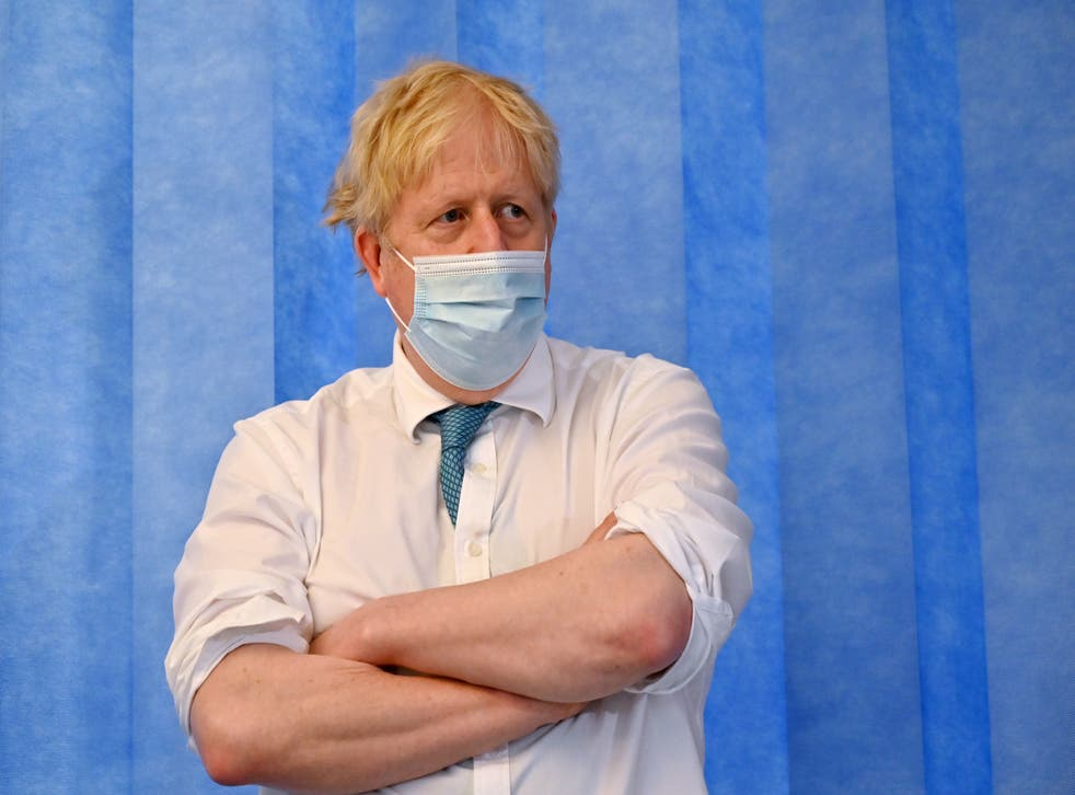 <p>Boris Johnson</p>