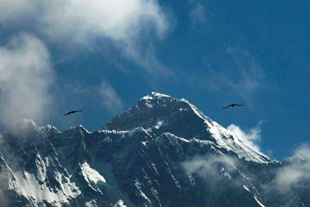Virus Outbreak Nepal Everest